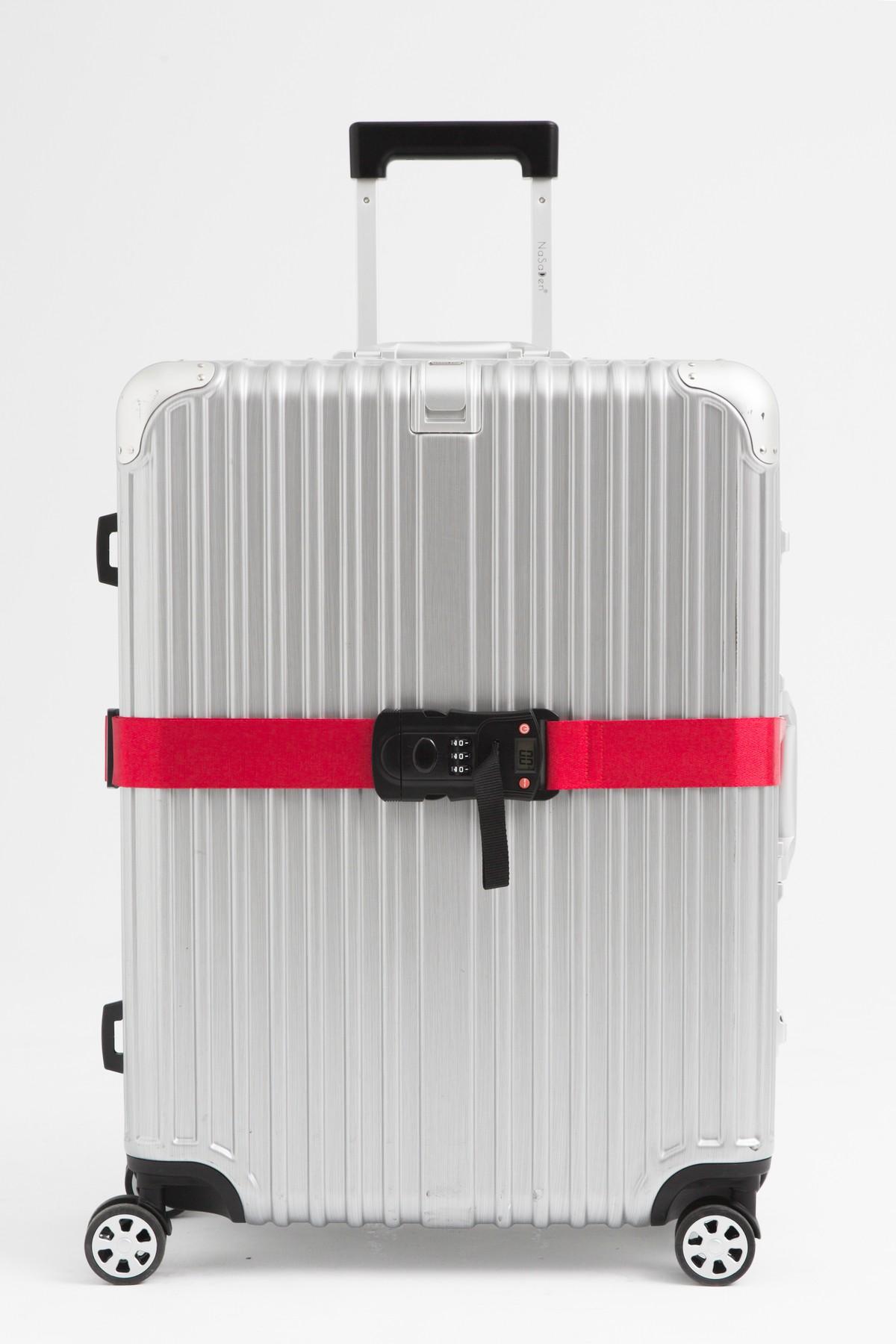 【旅行精品】三合一行李秤束帶