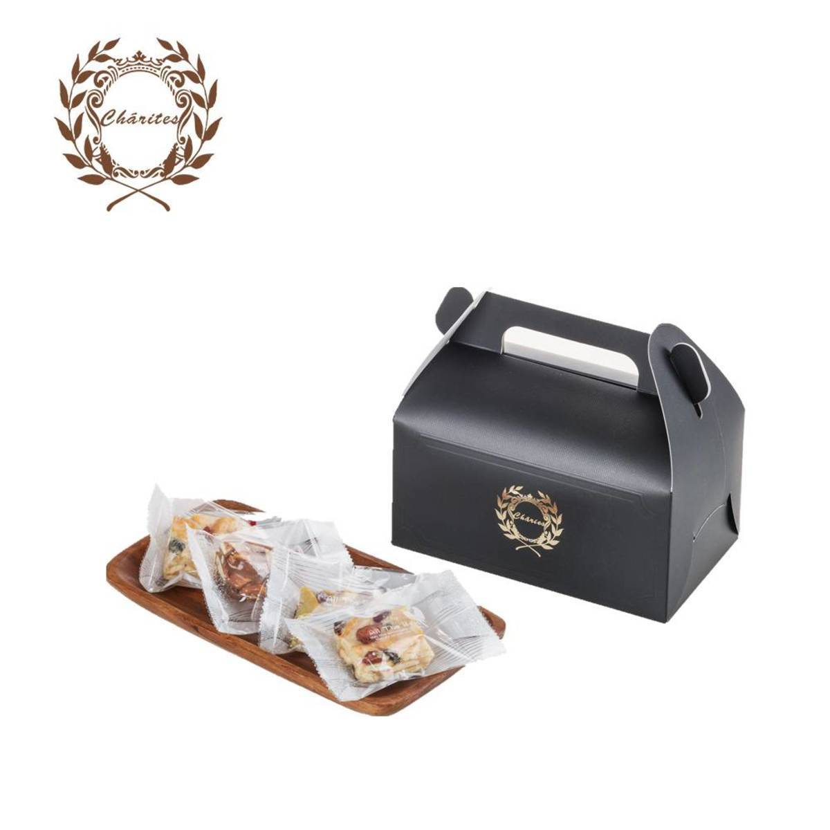 黑金磚雪千藏 - 初戀草莓(獨享盒/300g)